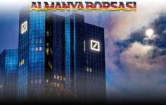 Deutsche Bank ! Dünya devi Deutsche Bank