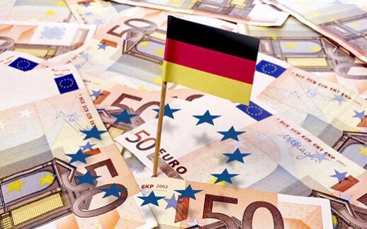 Almanya ekonomisi 300 milyar euro zarar gördü!